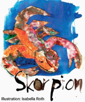 Jahreshoroskop Skorpion 2018 Gratis Von Star Astrologe Erich Bauer